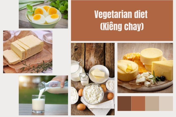 Vegetarian diet (Kiêng chay)