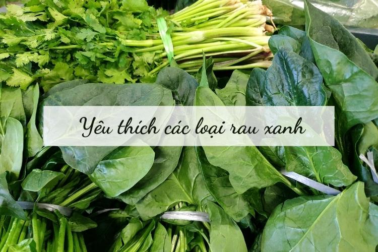 Rau xanh là thực phẩm được đánh giá cao với khả năng giúp giảm cân, cải thiện dáng hiệu quả