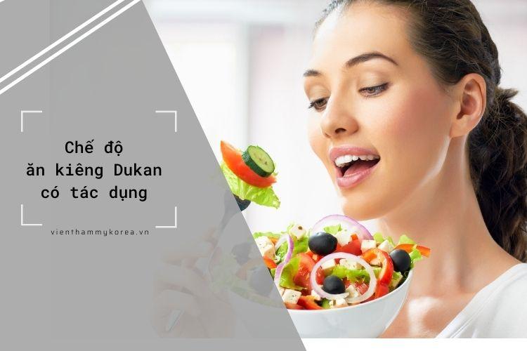 Chế độ ăn Dukan giúp bạn giảm cân như thế nảo?