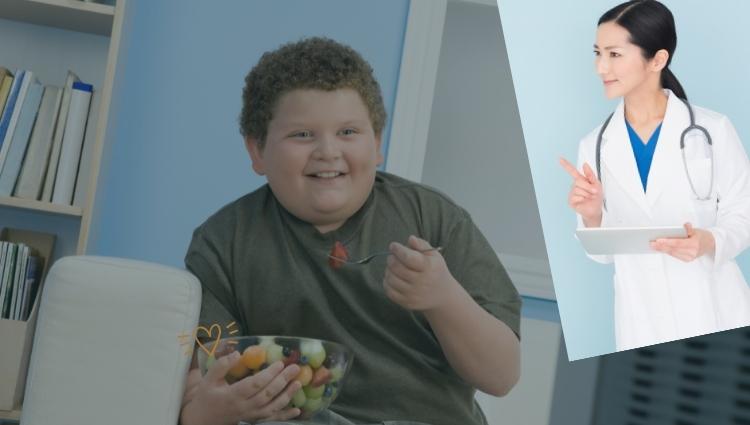 Các tác giả đồng nghiên cứu mức độ ảnh hưởng của hormone tới tình trạng béo phì ở trẻ em