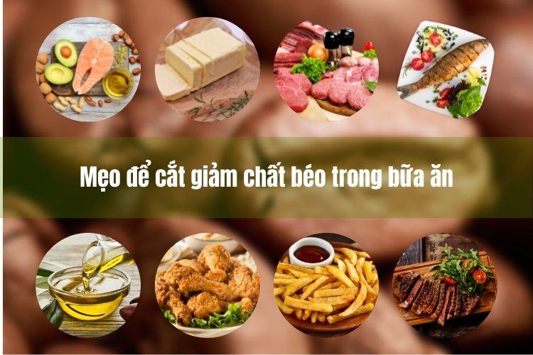 Ghi nhớ vài mẹo sau để giảm cân với chế độ Low fat hiệu quả hơn nhé!