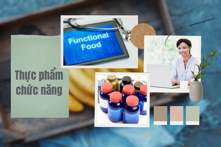 Giảm béo nhờ các thực phẩm chức năng