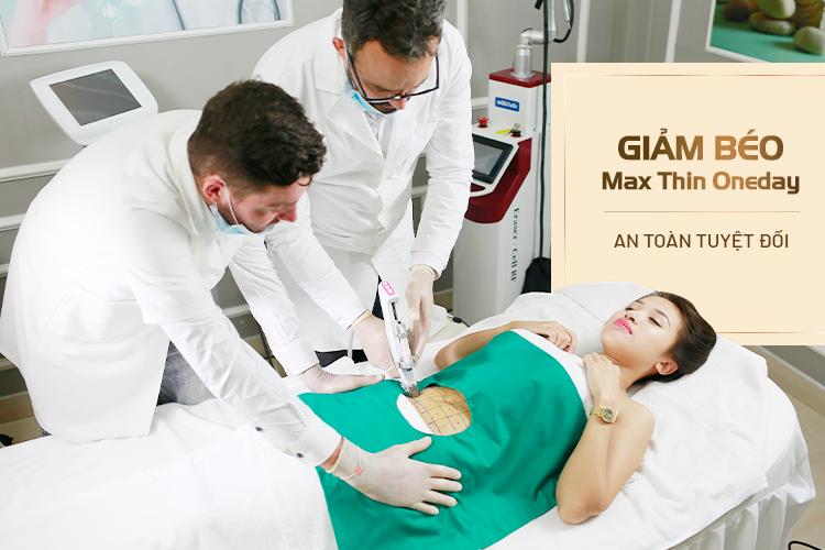 Kỹ thuật được thực hiện chuẩn Bộ y tế quy định, đảm bảo an toàn tuyệt đối cho khách hàng