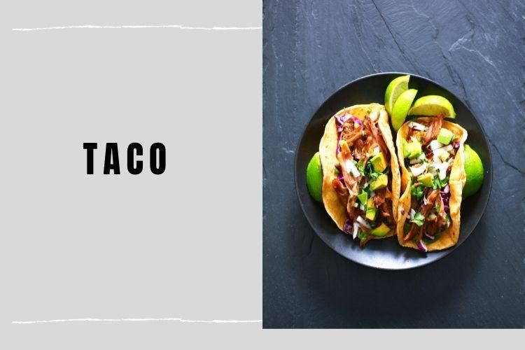 Phương pháp giảm cân Taco cung cấp công thức về cách nấu các món ăn thuần chay