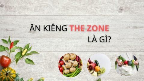 Ăn kiêng the zone diet là gì
