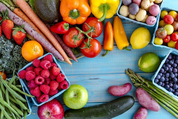 Chế độ ăn kiêng với thức phẩm thô mang lại rất nhiều lợi ích cho sức khỏe và giảm cân