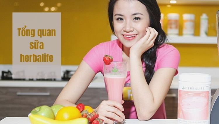 Sữa Herbalife là gì và tại sao sản phẩm này lại được nhiều người lựa chọn?