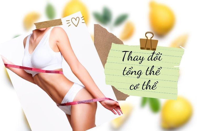 Loại bỏ chất béo tổng thề, vừa là cách giảm béo mặt và cằm hiệu quả, còn cho bạn vóc dáng thon gọn hơn