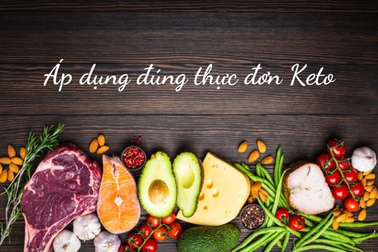 Chế độ ăn kiêng keto khá đa dạng giúp bạn dễ dàng xây dựng chế độ ăn kiêng yêu thích