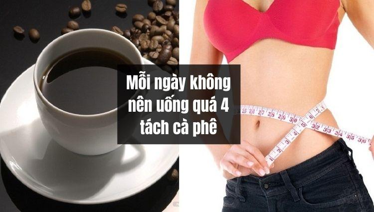 Hướng dẫn cách uống cà phê giảm cân chuẩn