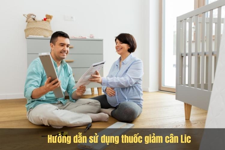 Hướng dẫn sử dụng thuốc giảm cân Lic