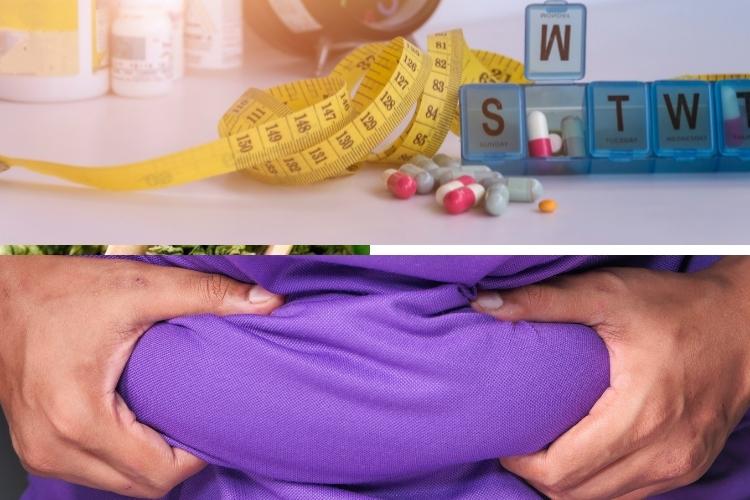 Tác dụng của giảm cân Slim Vita