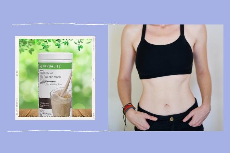 Không chỉ có sữa giảm cân Herbalife còn sản xuất cả sữa tăng cân