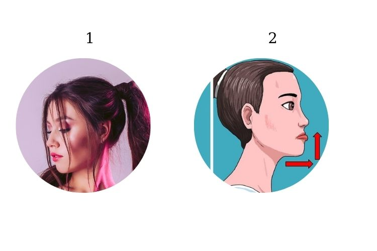 Sở hữu gương mặt V-line nhờ bài tập The perfect oval face