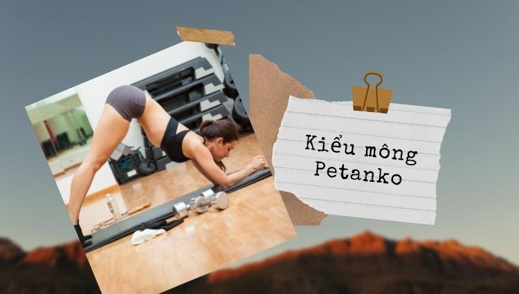 Kiểu mông Petanko - Tập luyện để tăng khối lượng