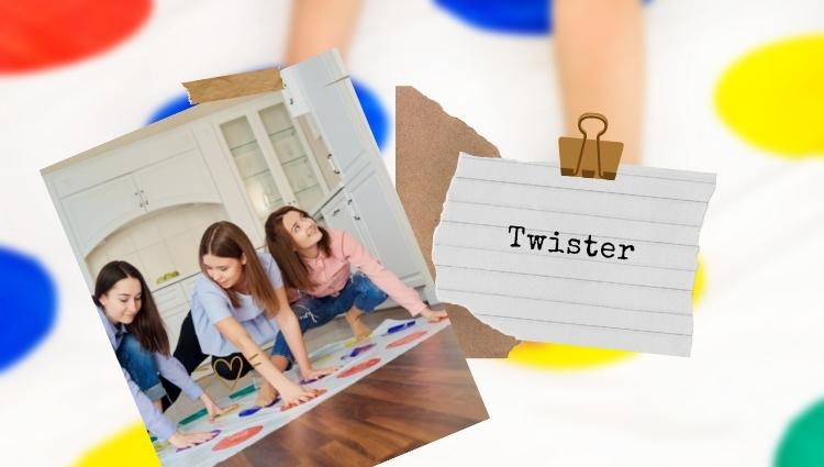Bài tập giảm mỡ lưng vai Twister