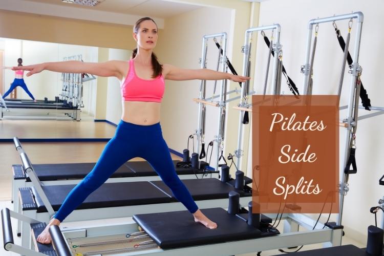 Bài tập giảm mỡ đùi cực hiệu quả trong 1 tuần với Pilates Side Splits