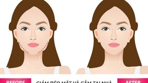 11 bài tập giảm béo mặt và chống lão hóa hiệu quả cho chị em